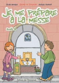 Silvia Vecchini et Antonio Vicenti - Je me prépare à la messe - Année A.