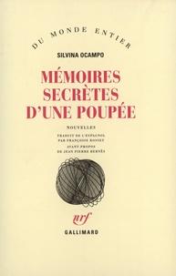 Silvina Ocampo - Mémoires secrètes d'une poupée.