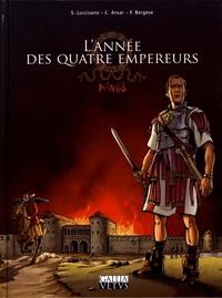 Silvio Luccisano et Christophe Ansar - L'année des quatre empereurs Tome 1 : Mai 68.