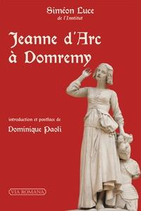 Siméon Luce - Jeanne d'Arc à Domremy.