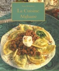 Simin Heiderfazel - La cuisine afghane.