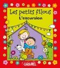 Simon Abbott et Les petits filous - L'excursion - Un petit livre pour apprendre à lire.