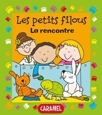 Simon Abbott et Les petits filous - La rencontre - Un petit livre pour apprendre à lire.