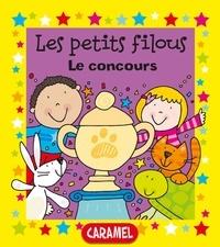 Simon Abbott et Les petits filous - Le concours - Un petit livre pour apprendre à lire.