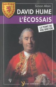 Simon Alain - David Hume, l'Ecossais - Le point de vue breton.