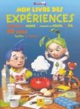 Simon Anheim - Mon livre des expériences - 30 idées faciles à réaliser.