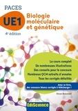 Simon Beaumont - Biologie moléculaire et génétique UE1.