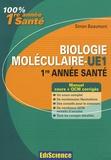 Simon Beaumont - Biologie moléculaire UE1 - 1e année santé.