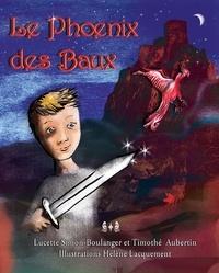 Simon-boulanger - Le Phœnix des Baux.