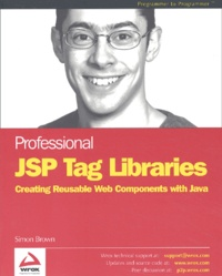 Professional JSP Tag Libraries.pdf