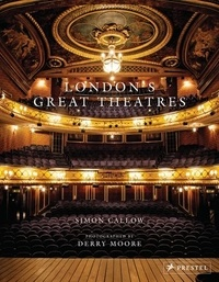 Simon Callow - London's great theatres.