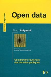 Simon Chignard - Open data - Comprendre l'ouverture des données publiques.