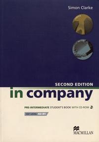 In Company : Pre-Intermediate Students Book - CEF Level A2-B1.pdf
