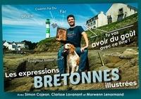 Simon Cojean - Les expressions bretonnes illustrées.