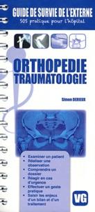 Simon Derieux - Orthopedie traumatologie.