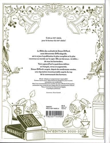 La bible des cocktails. 3350 recettes illustrées  Edition 2020-2021