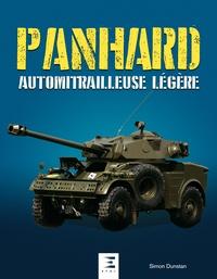 Simon Dunstan - Automitrailleuse légère Panhard - A partir de 1961 (AML-60, AML-90 et Eland).