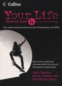Histoiresdenlire.be Your Life - Student Book 4 - The Whole-School Solution for Citizenship and PSHE Image