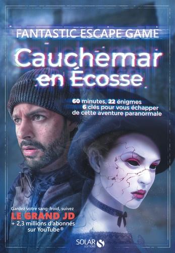 Simon Gabillaud et Coline Pignat - Cauchemar en Ecosse - Fantastic Escape Game.