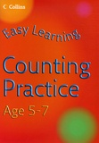 Simon Greaves et Helen Greaves - Easy Learning Counting Age 5-7.