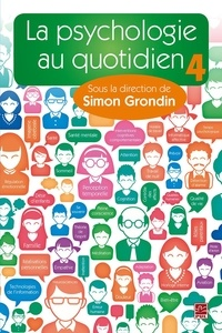 Simon Grondin - La psychologie au quotidien 4.