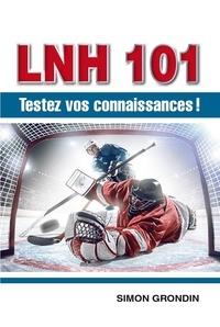 Simon Grondin - LNH 101 - Testez vos connaissances !.