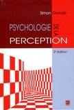 Simon Grondin - Psychologie de la perception.