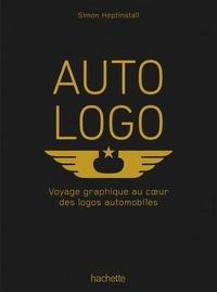 Simon Heptinstall - Auto logo - Voyage graphique au coeur des logos automobiles.