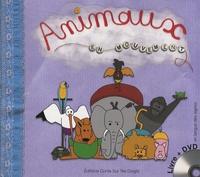 Simon Houriez et Emmanuel Canica - Animaux en mouvement. 1 DVD