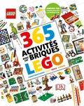 Simon Hugo - 365 activités avec les briques Lego.