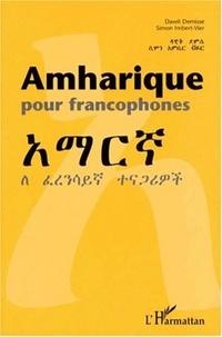 Simon Imbert-Vier et Dawit Demisse - Amharique pour francophones.