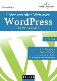 Créez vos sites Web avec WordPress - Simon Kern   Showmesound.org