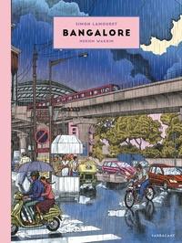 Simon Lamouret et Meriem Wakrim - Bangalore.