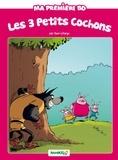 Simon Léturgie - Les 3 Petits Cochons - Dès 3 ans.