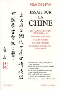 Simon Leys - Essais sur la Chine.