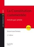 Simon-Louis Formery - La Constitution commentée - Article par article.