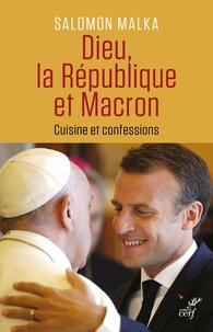 Goodtastepolice.fr Dieu, la République et Macron - Cuisine et confessions Image