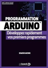 Anne-Sophie Vilret - Programmation Arduino - Développez rapidement vos premiers programmes.