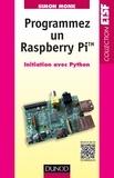 Simon Monk - Programmez un Raspberry Pi - Initiation avec Python.