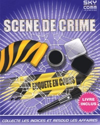 Simon Mugford - Scène de crime.