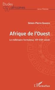 Afrique de lOuest - Le millénaire formateur, VIIe-XVIe siècle.pdf