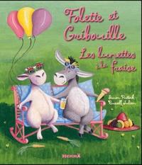 Simon Puttock et Russell Julian - Folette et Gribouille - Les lunettes à la fraise.