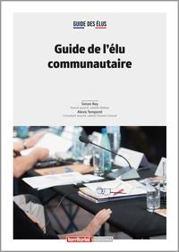 Simon Rey et Alexis Temporel - Guide de l'élu communautaire.