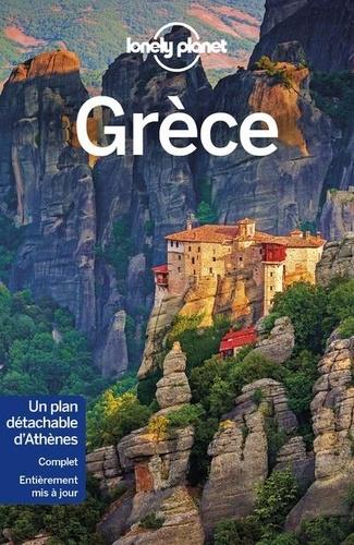 Grèce 4e édition -  avec 1 Plan détachable