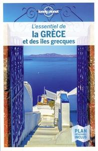 Simon Richmond et Kate Armstrong - L'essentiel de la Grèce et des îles grecques. 1 Plan détachable
