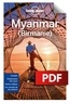 Simon Richmond et David Eimer - Myanmar (Birmanie).