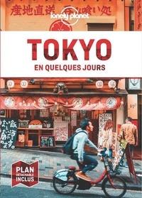 Simon Richmond et Rebecca Milner - Tokyo en quelques jours. 1 Plan détachable