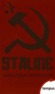 Simon Sebag Montefiore - Coffret Staline - Tome 1, 1929-1941 ; Tome 2, 1941-1953.