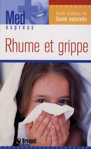 Simon St. John Bailey - Rhume et grippe.
