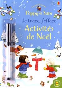 Simon Taylor-Kielty et Stephen Cartwright - Activités de Noël Poppy et Sam - Avec un feutre effaçable.